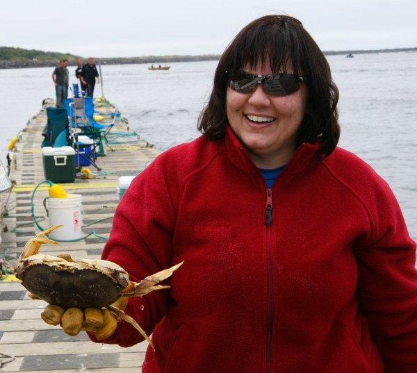 Crab & Anne