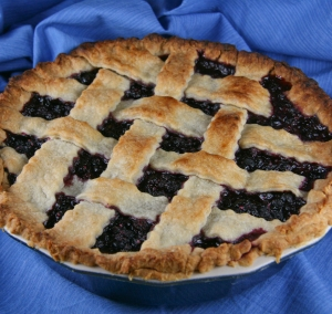 Huckleberry Pie Whole
