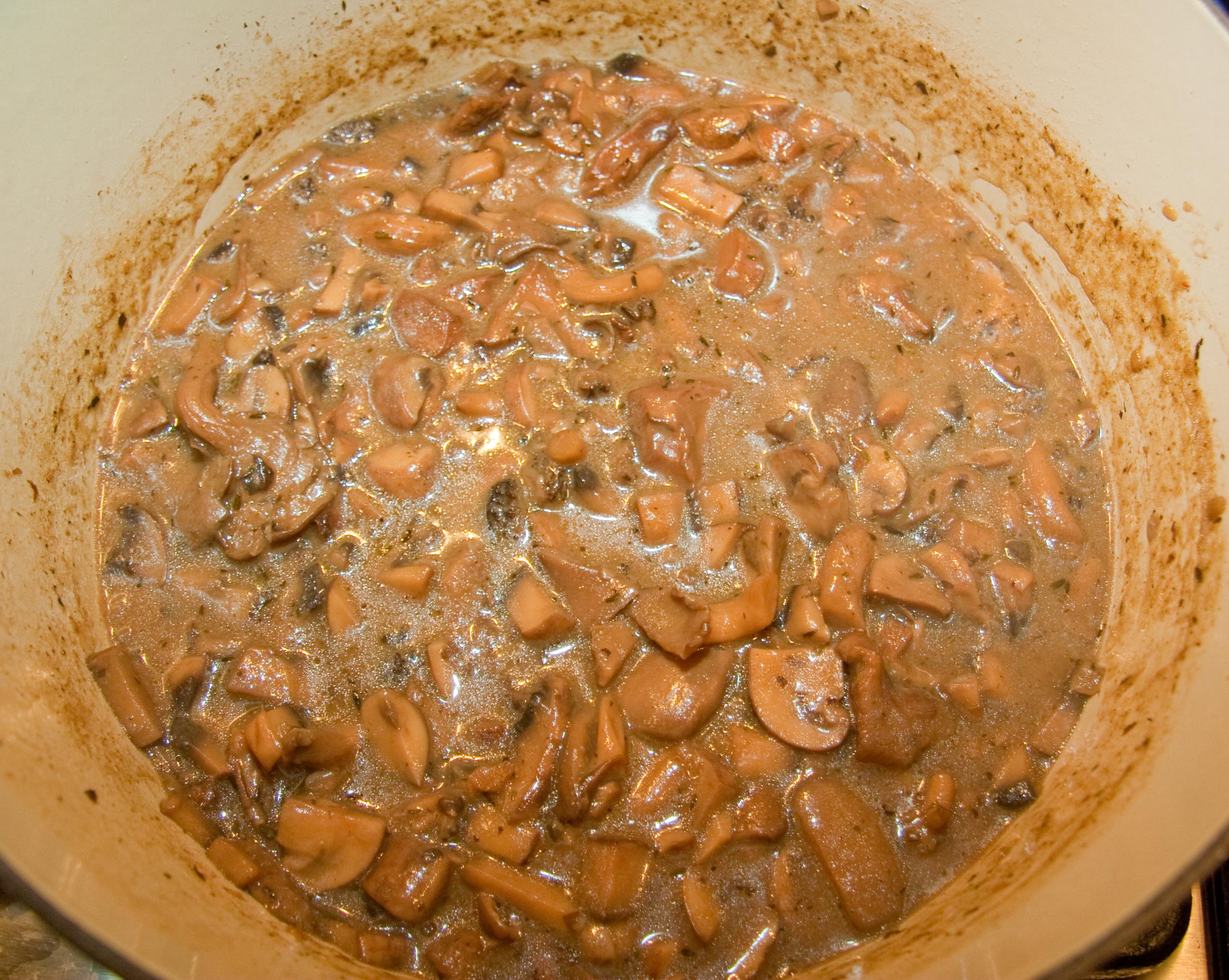 wild mushroom grits wild mushroom gravy deep wild mushroom gravy